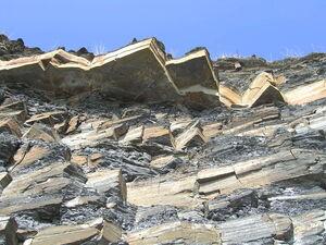 Kimmeridge Cliffs