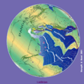 230 Ma plate tectonic reconstruction.png