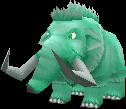 Mammoth-Head