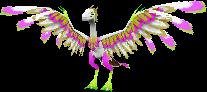 Aopteryx-Legs