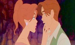 Dimitri and Anya