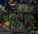 Terrarium de la jungle