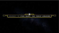 Journey to Star Wars