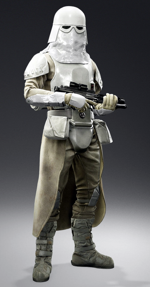 Snowtrooper Star Wars Wiki Fandom Powered By Wikia