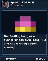 SporingKiriFruit