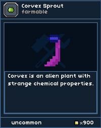 CorvexSproutSeed