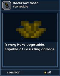 Rockroot Seed