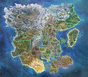 Fragoria Worldmap-latinized