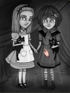 Alice and Fran