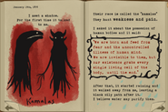 Leon's journal page 11-12
