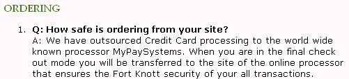 EDExpress security