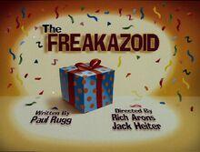 The freakazoid
