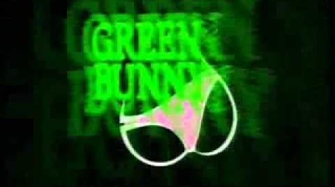 Rare Logo Finds Green Bunny (Early 90's)
