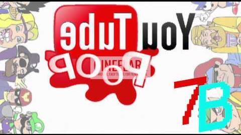 YouTube Poop 7B Logo