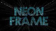 Neon Frame Logo 5