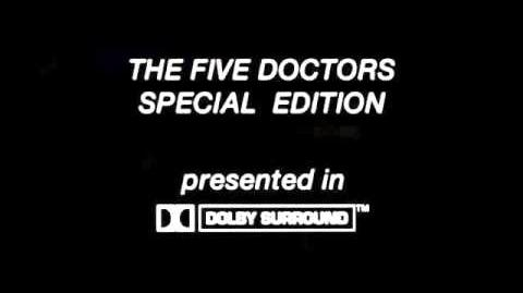 BBC Video 1995 Logo (Doctor Who- The Five Doctors Variant
