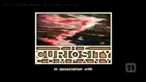 The Curiosity Company Logo 1999