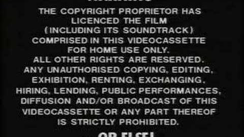 Palace Video Ident 1989