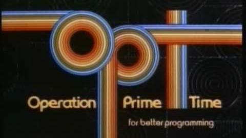 Operation Prime Time Logo (1976)