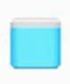 Blue cup sprite