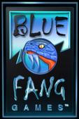 Blue Fang Logo