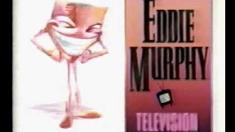 Eddie Murphy Television Logo