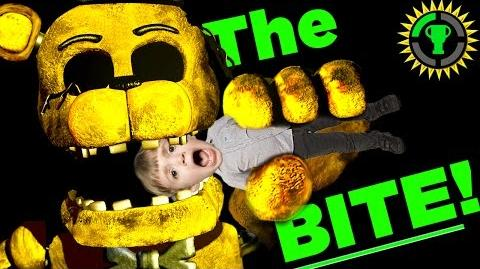 Game Theory FNAF, We were WRONG about the Bite (Five Nights at Freddy's)