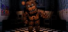 FreddyReaachingForPlayer