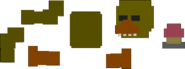 Dismantled Chica