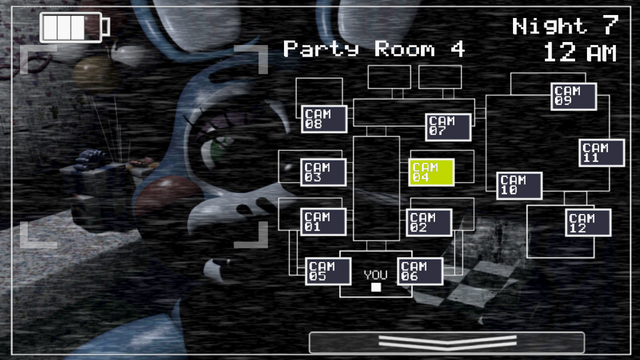 File:Toy Bonnie at Party Room 4 on Android.png