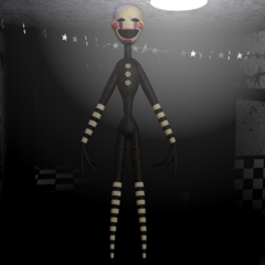 The Puppet in the Main Hall.