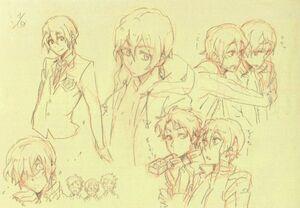 Nagisa Sketches