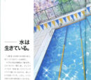 Free! TV Animation Guidebook/Image Gallery