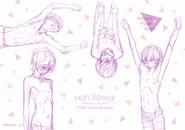 Hs rough sketch ikuya