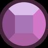 Lepidolite Ruby Gem