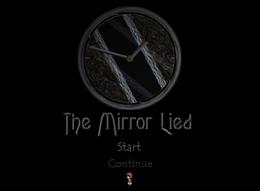 The Mirror LiedMenu