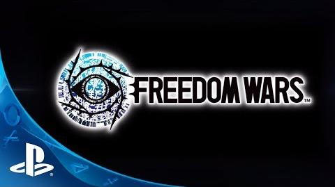 Freedom Wars - Announce Trailer