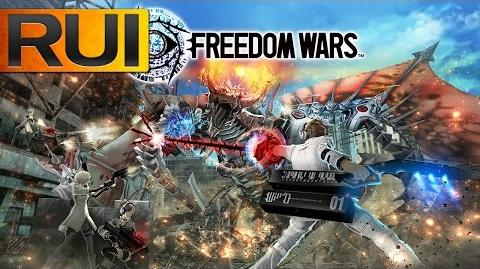 Freedom Wars Gameplay Impressions
