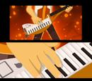 Coda's keytar