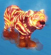 Lave Tiger
