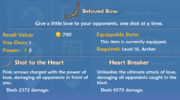 Beloved Bow item
