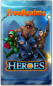 Heroes booster pack