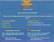 Balloon Bow shop item