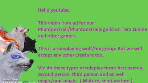 PhantomTrail 1st guild ad