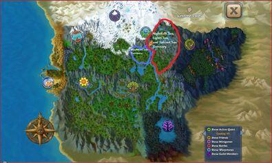 Territory Map 1
