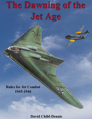 The Dawning Of The Jet Age Cover