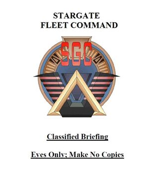 Stargate Fleet Command