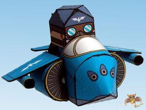 Flipit blue-falcons-jet