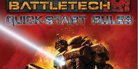 Battletech Quick Start