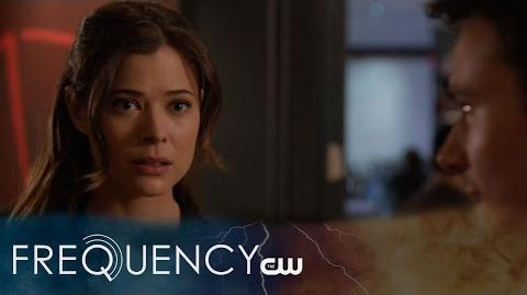 Frequency From Lovers to Strangers The CW